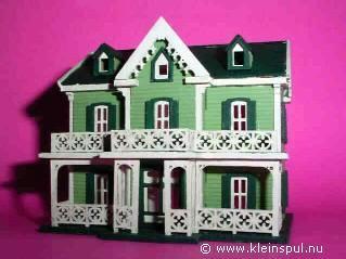 Mijn poppenhuizen for Poppenhuis te koop